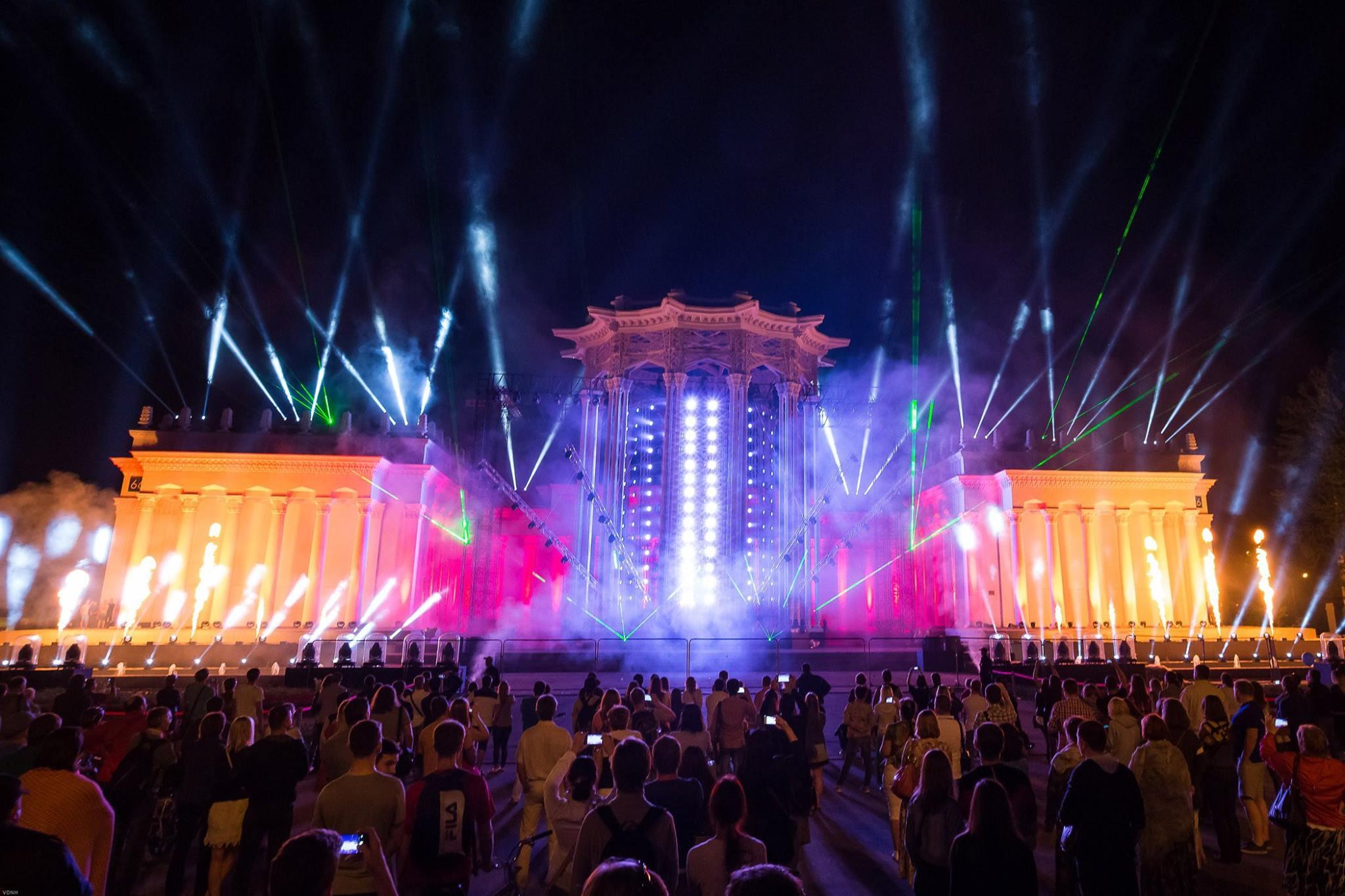 Art Festival Inspiration opened at VDNKh