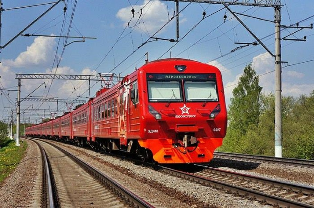 Aeroexpress cancels some late trains to Domodedovo International Airport