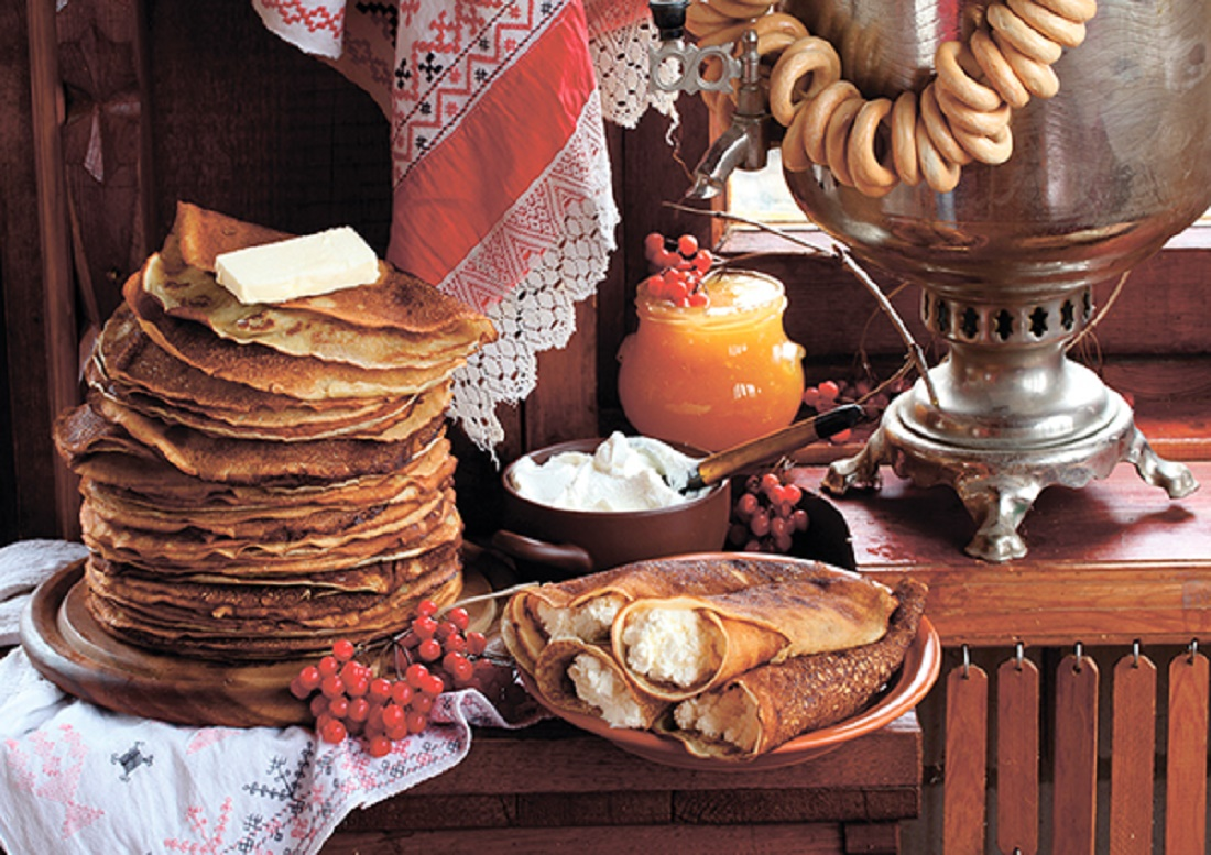 Maslenitsa 2016 in Moscow