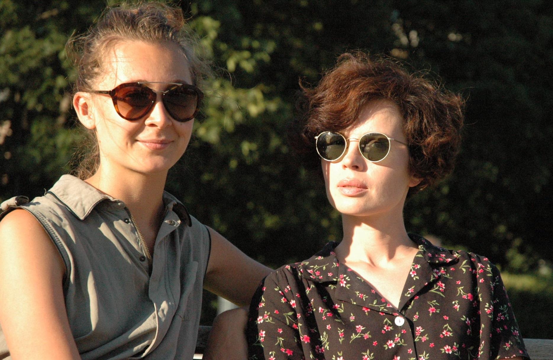 Moscow Food Stars. Alina Ermakova and Anna Bichevskaya