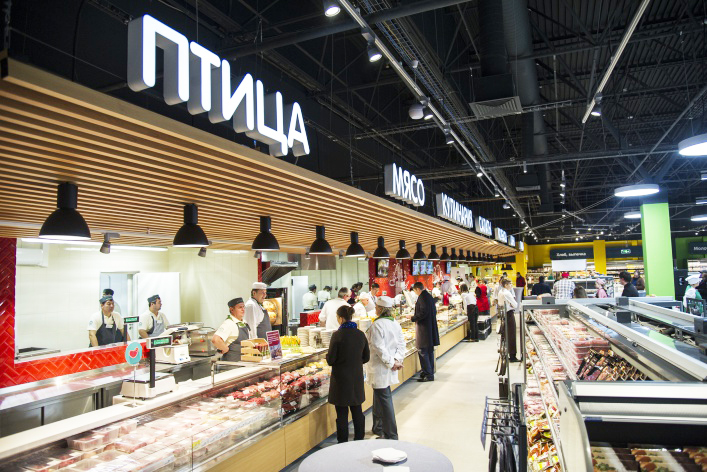 Moscow grocery markets and supermarkets – We heart Moscow