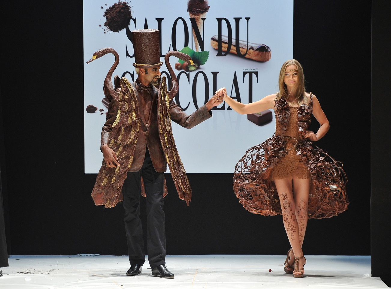 Salon du Chocolat opens in Moscow