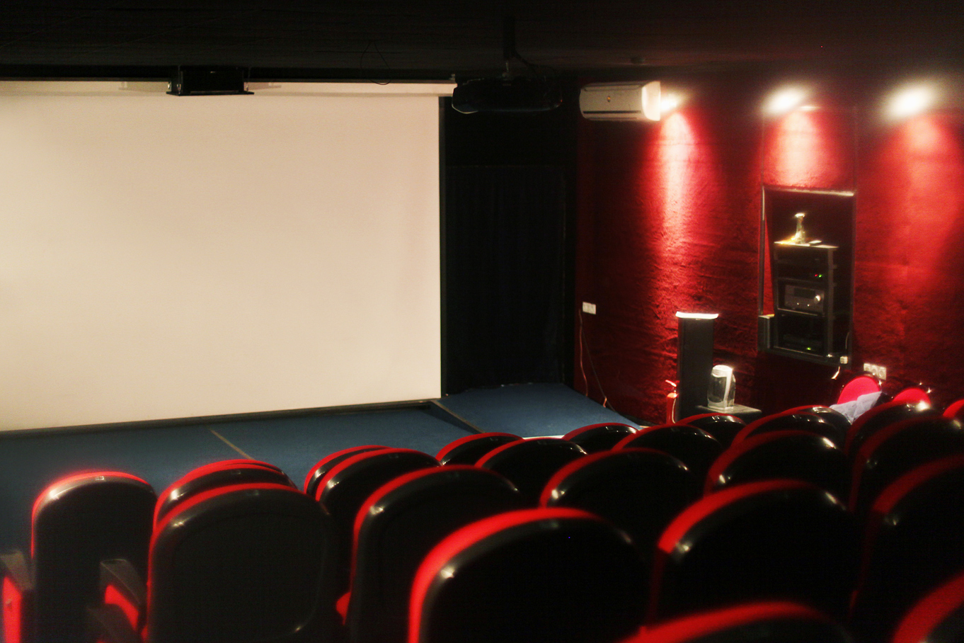 «World of Art» cinema