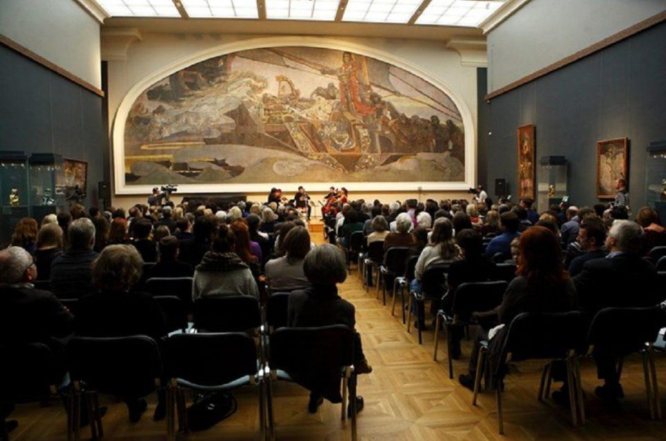 The State Tretyakov Gallery Launches The First International Festival VIVARTE