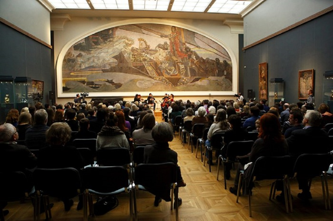 The State Tretyakov Gallery Launches The First International Festival VIVARTE