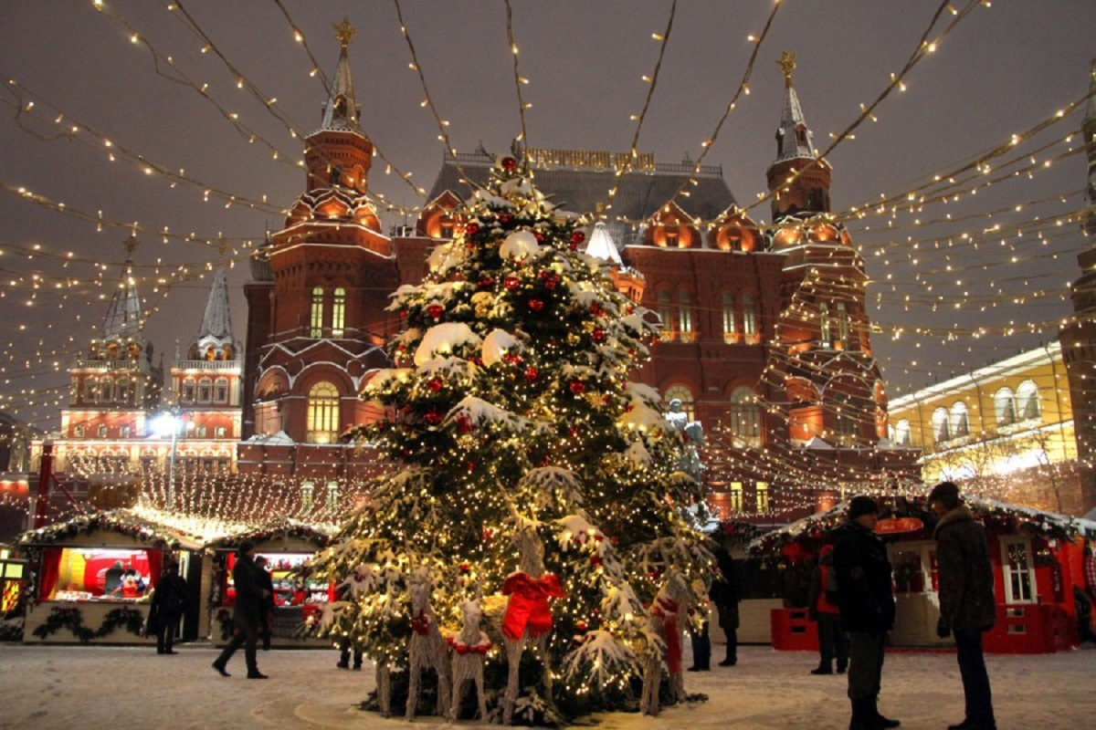 Moscow will host Journey to Christmas Festival this New Year holidays