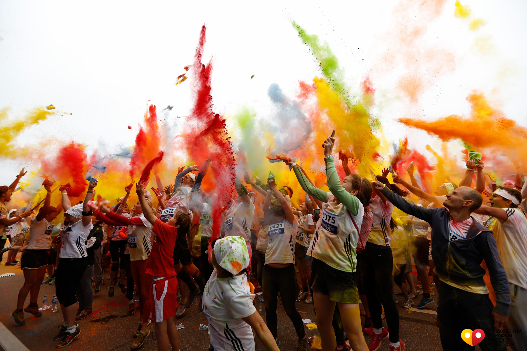 Registration for Colorful Running is open