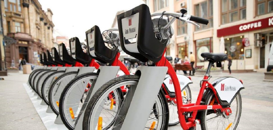 electric bikes will soon appear in the city bike rental points. Black Bedroom Furniture Sets. Home Design Ideas