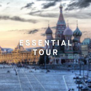 Essential Moscow Tour