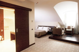 Kadashevskaya hotel room