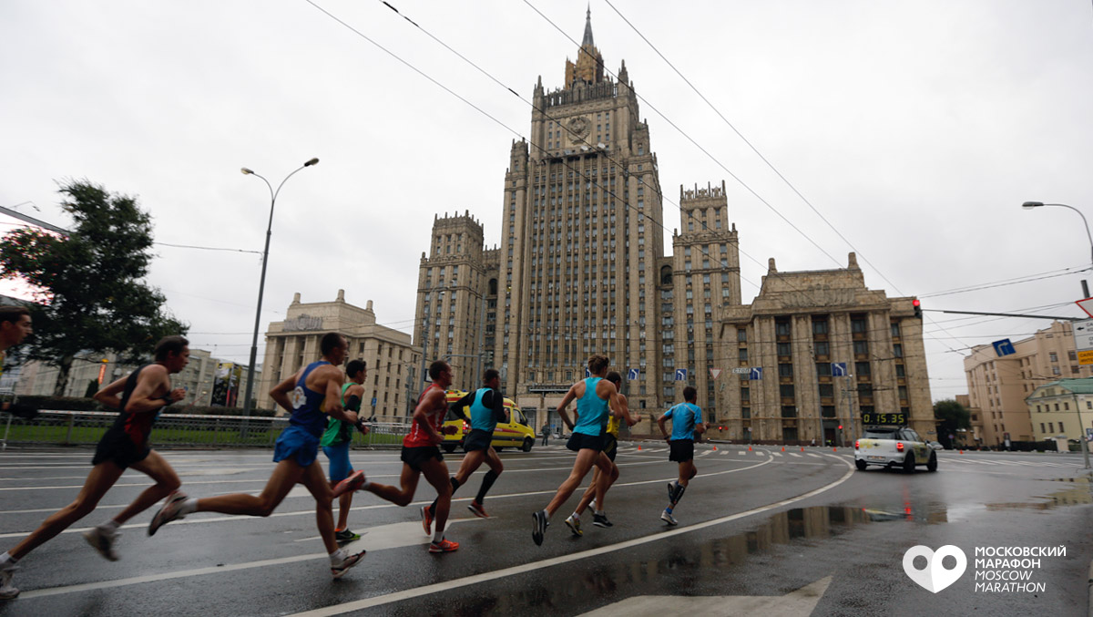 Registration for the third Moscow Marathon is already open