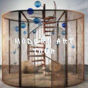 Moscow Modern Art Tour