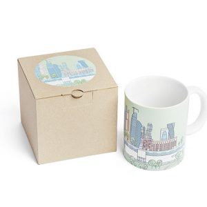 Modern Moscow Mug