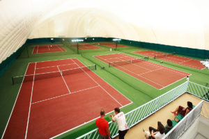 «Pirogovsky» tennis club