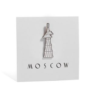 Shukhov Tower Pin