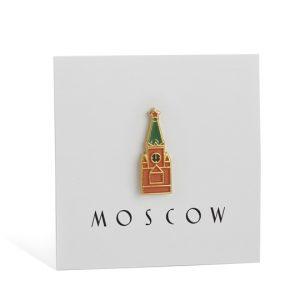 Spasskaya Tower Pin