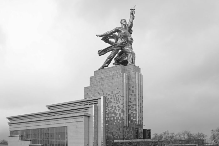Soviet Moscow Historical & Heritage Private Tour